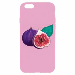 Чехол для iPhone 6/6S Fruit Fig