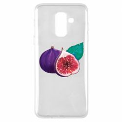 Чехол для Samsung A6+ 2018 Fruit Fig