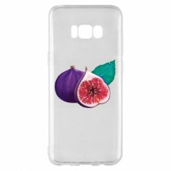 Чехол для Samsung S8+ Fruit Fig