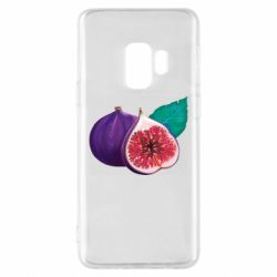 Чехол для Samsung S9 Fruit Fig