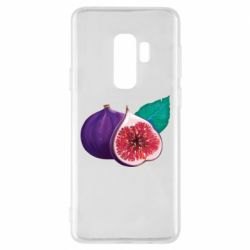 Чехол для Samsung S9+ Fruit Fig
