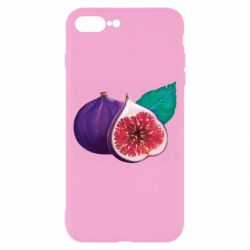 Чехол для iPhone 8 Plus Fruit Fig