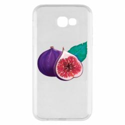 Чехол для Samsung A7 2017 Fruit Fig