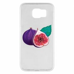 Чехол для Samsung S6 Fruit Fig