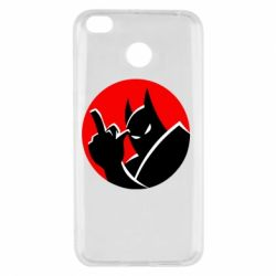 Чехол для Xiaomi Redmi 4x Fuck Batman