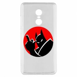 Чехол для Xiaomi Redmi Note 4x Fuck Batman