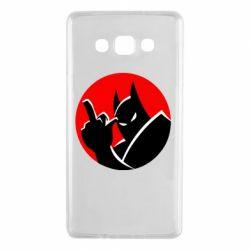 Чохол для Samsung A7 2015 Fuck Batman