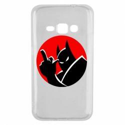 Чохол для Samsung J1 2016 Fuck Batman
