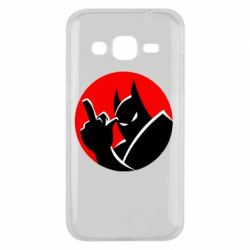 Чохол для Samsung J2 2015 Fuck Batman