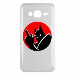 Чохол для Samsung J3 2016 Fuck Batman