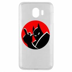 Чохол для Samsung J4 Fuck Batman