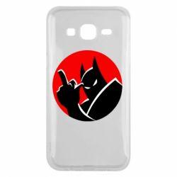 Чохол для Samsung J5 2015 Fuck Batman
