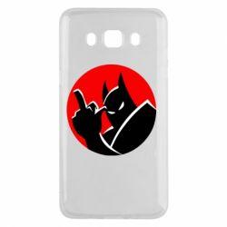 Чохол для Samsung J5 2016 Fuck Batman