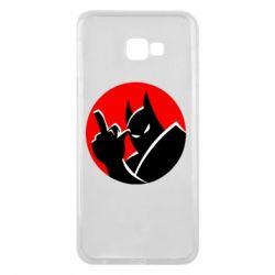 Чохол для Samsung J4 Plus 2018 Fuck Batman