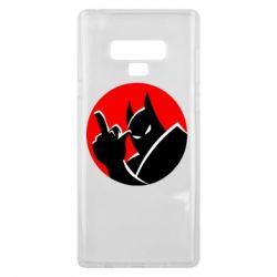 Чохол для Samsung Note 9 Fuck Batman