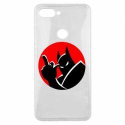 Чехол для Xiaomi Mi8 Lite Fuck Batman