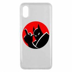 Чехол для Xiaomi Mi8 Pro Fuck Batman