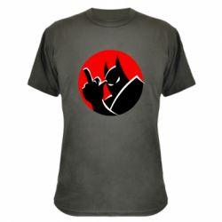 Камуфляжна футболка Fuck Batman