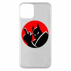 Чохол для iPhone 11 Fuck Batman