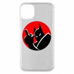 Чохол для iPhone 11 Pro Fuck Batman