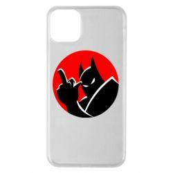 Чохол для iPhone 11 Pro Max Fuck Batman