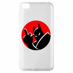 Чехол для Xiaomi Redmi Go Fuck Batman
