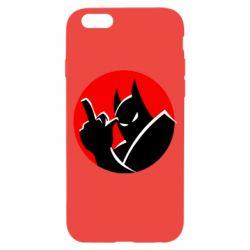 Чохол для iPhone 6/6S Fuck Batman