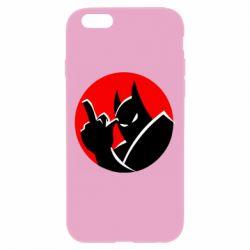 Чохол для iPhone 6 Plus/6S Plus Fuck Batman