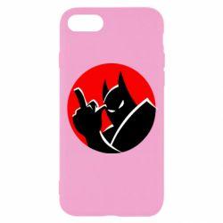 Чохол для iPhone 8 Fuck Batman