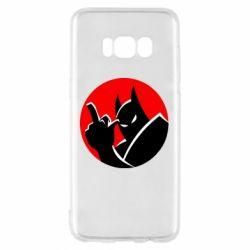 Чохол для Samsung S8 Fuck Batman