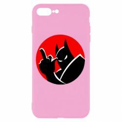 Чохол для iPhone 8 Plus Fuck Batman
