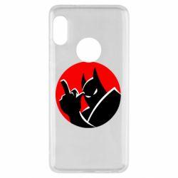 Чехол для Xiaomi Redmi Note 5 Fuck Batman