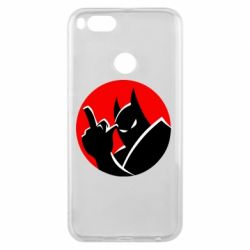 Чехол для Xiaomi Mi A1 Fuck Batman