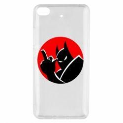 Чехол для Xiaomi Mi 5s Fuck Batman