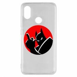 Чехол для Xiaomi Mi8 Fuck Batman