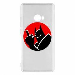 Чехол для Xiaomi Mi Note 2 Fuck Batman