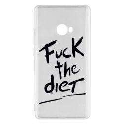 Чехол для Xiaomi Mi Note 2 Fuck the diet