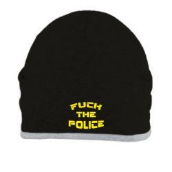 Шапка Fuck The Police К черту полицию - FatLine