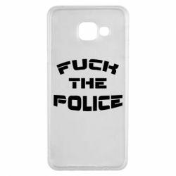 Чохол для Samsung A3 2016 Fuck The Police До біса поліцію