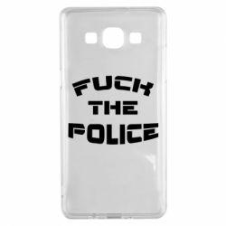 Чохол для Samsung A5 2015 Fuck The Police До біса поліцію