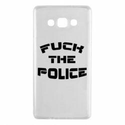 Чохол для Samsung A7 2015 Fuck The Police До біса поліцію