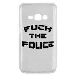 Чохол для Samsung J1 2016 Fuck The Police До біса поліцію