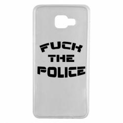 Чохол для Samsung A7 2016 Fuck The Police До біса поліцію