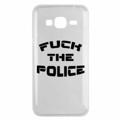 Чохол для Samsung J3 2016 Fuck The Police До біса поліцію
