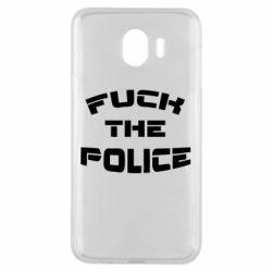 Чохол для Samsung J4 Fuck The Police До біса поліцію
