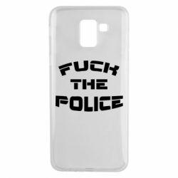 Чохол для Samsung J6 Fuck The Police До біса поліцію