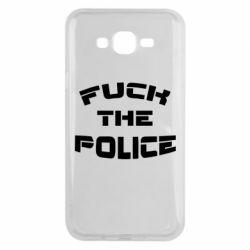 Чохол для Samsung J7 2015 Fuck The Police До біса поліцію