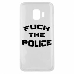 Чохол для Samsung J2 Core Fuck The Police До біса поліцію