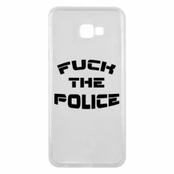Чохол для Samsung J4 Plus 2018 Fuck The Police До біса поліцію