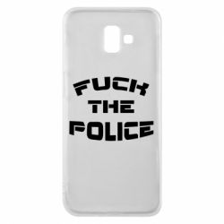 Чохол для Samsung J6 Plus 2018 Fuck The Police До біса поліцію